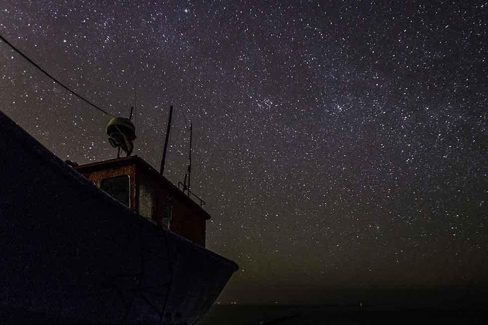 viaggiatore tra le stelle
