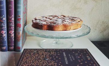 "Ricette per i libri: crostata di mele per ""Piccole Donne"""