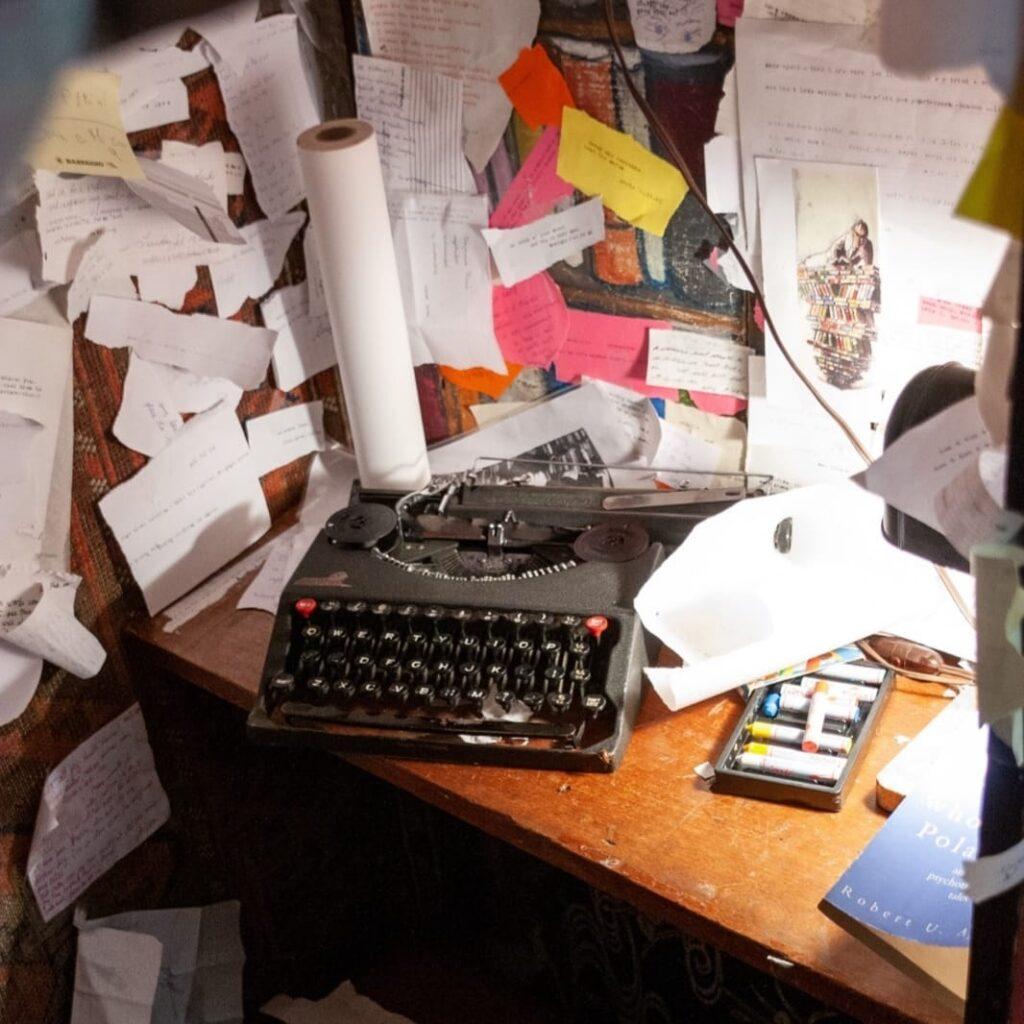 epifania e scrittura
