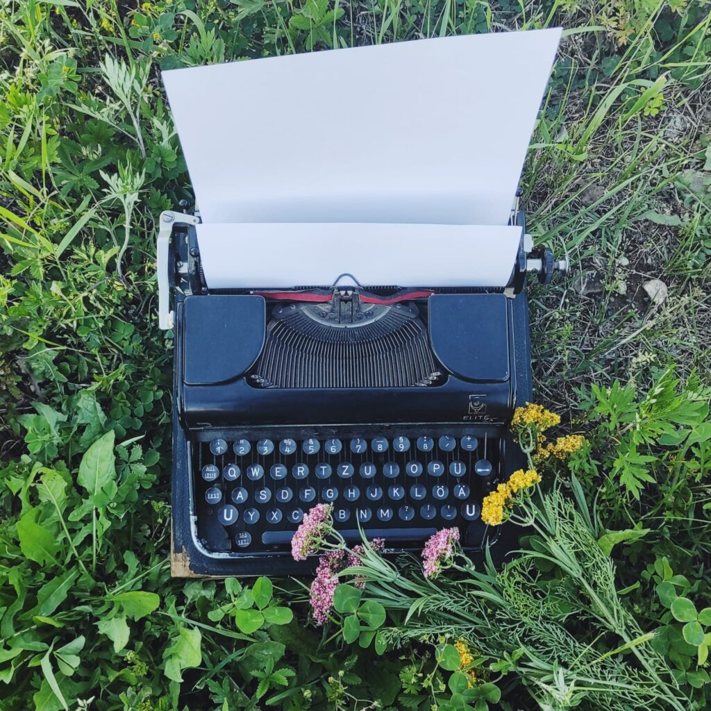 la scrittura per me
