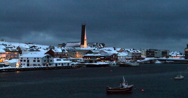 """Vardø. Dopo la tempesta"""